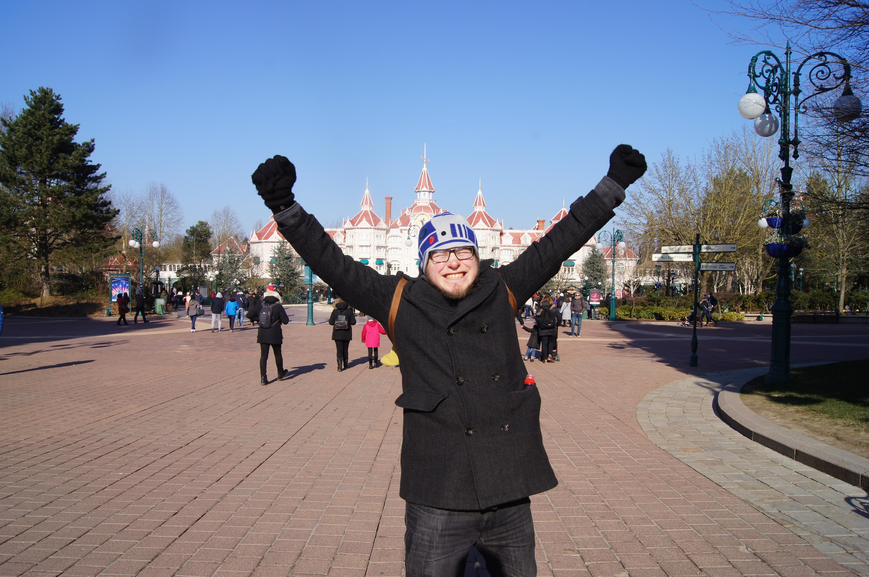 Disneyland Paris Trip - topher