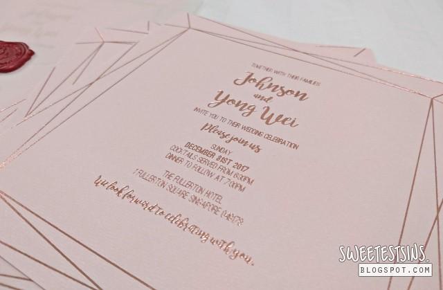 wedding invitation card paper type