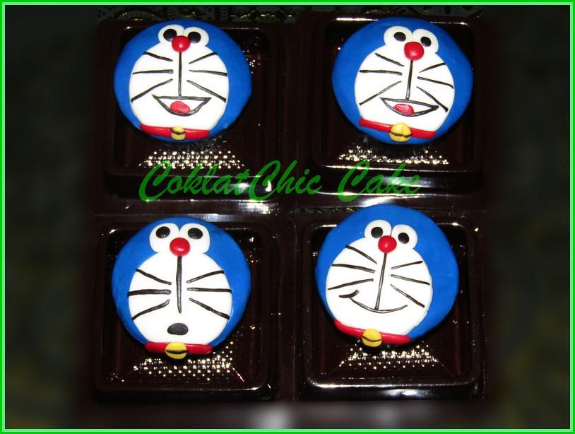 Minicupcake Doraemon