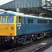 86 323, Crewe, 16-08-84