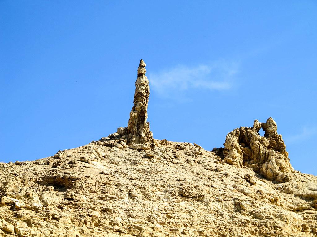 Camino al Mar Muerto