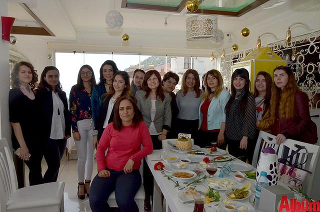 AGC 8 MArt Dünya kadın Emekçiler Günü kahvaltı -4