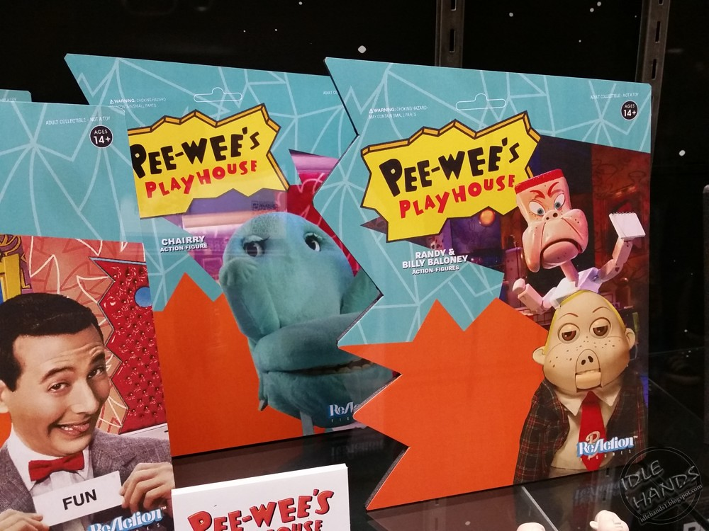 ... Toy Fair 2018 Super 7 Pee Wee's Playhouse 03 | by IdleHandsBlog