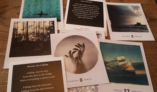 Polaroids aus dem Cosi