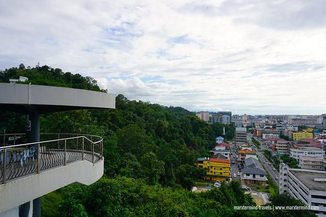 Signal Hill Observatory Tower Kota Kinabalu