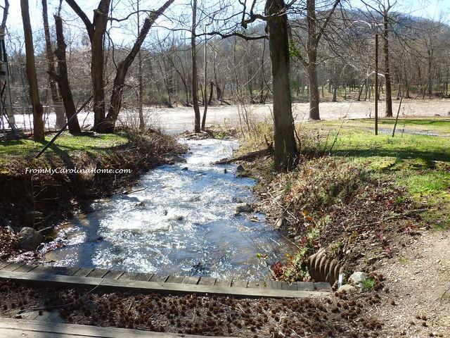 Hot Springs NC Hike at From My Carolina Home
