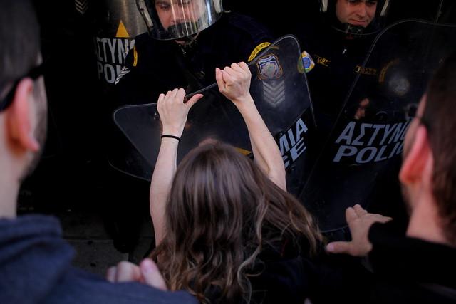 Fight like a woman - International Women's Day