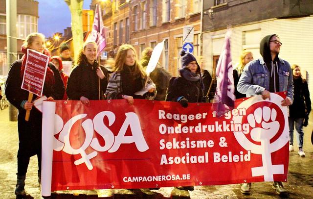 8 maart - Antwerpen // Liesbeth