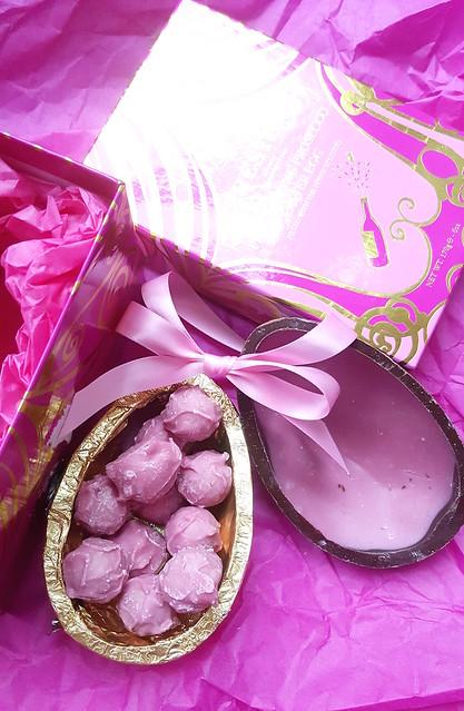 Prestat Pink Popping Prosecco Egg