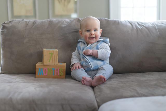 thomas 7 months-9