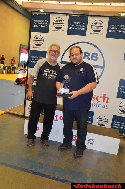 Pódios Associações 25º Torneio Estímulo de judô Judokanbosch 11.03.2018