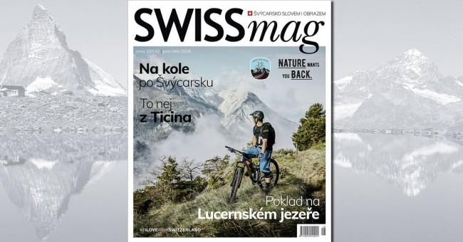 SWISSmag 18 - jaro/léto 2018