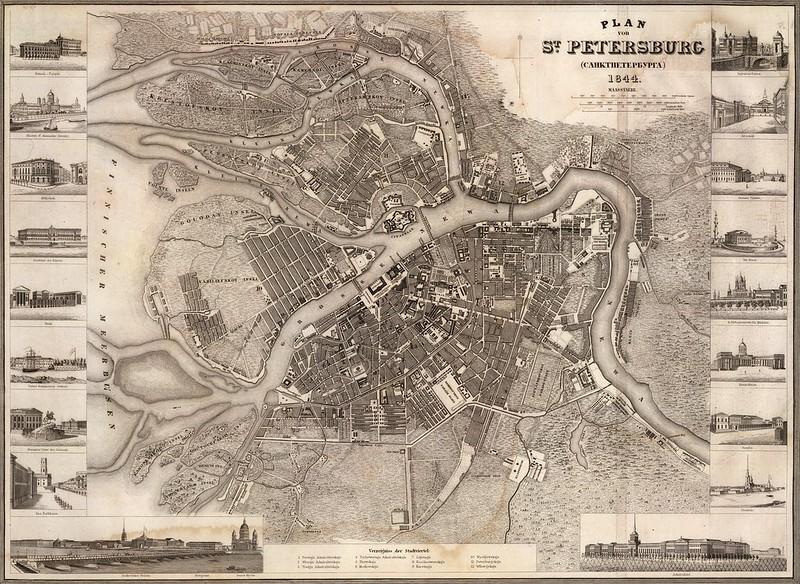 Joseph Meyer - St. Petersburg (1844)