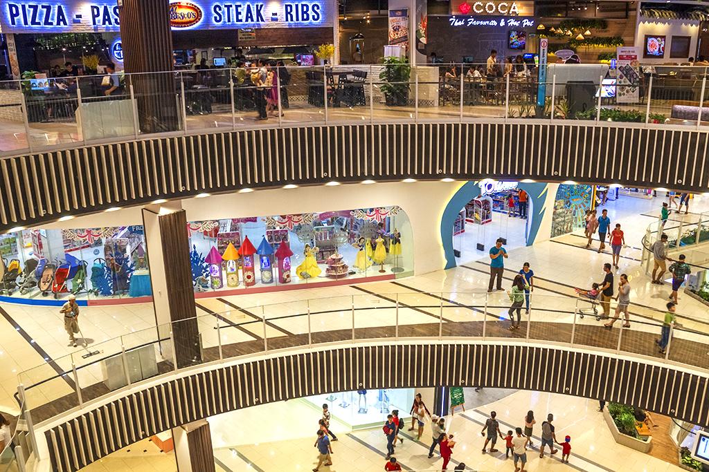 Aeon Mall in Tan Binh--Saigon