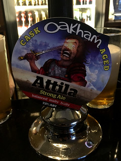 Oakham, Attila, England