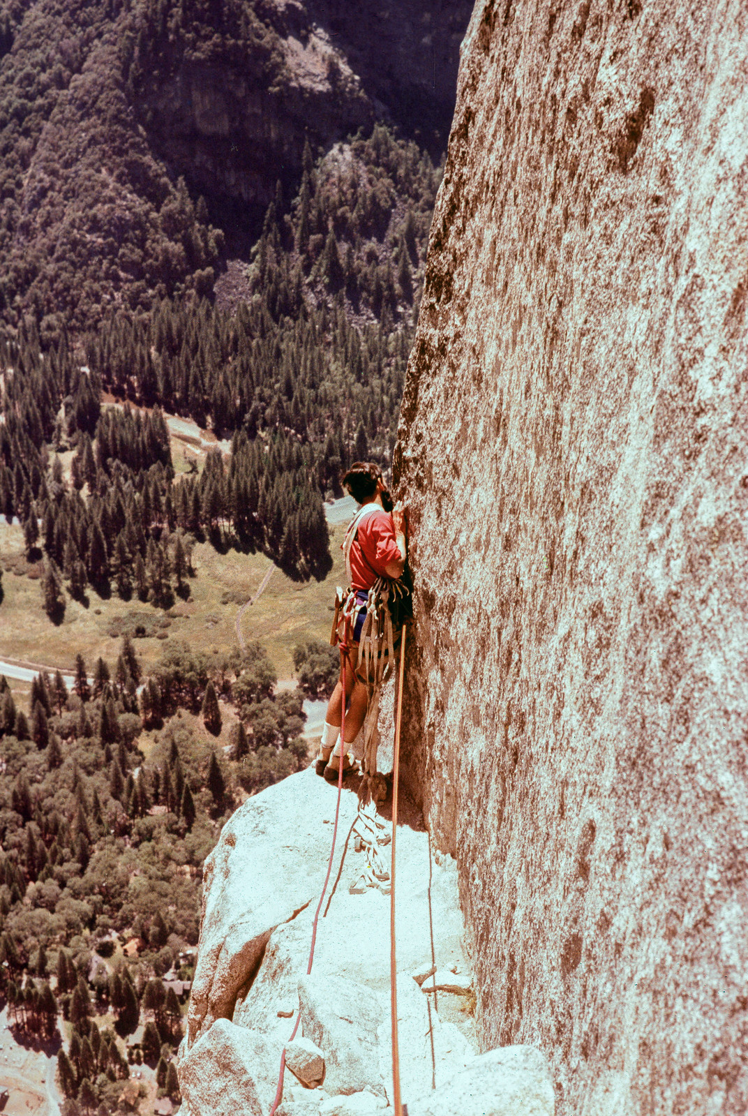 Richard (me) starting pitch 3, Lost Arrow Spire