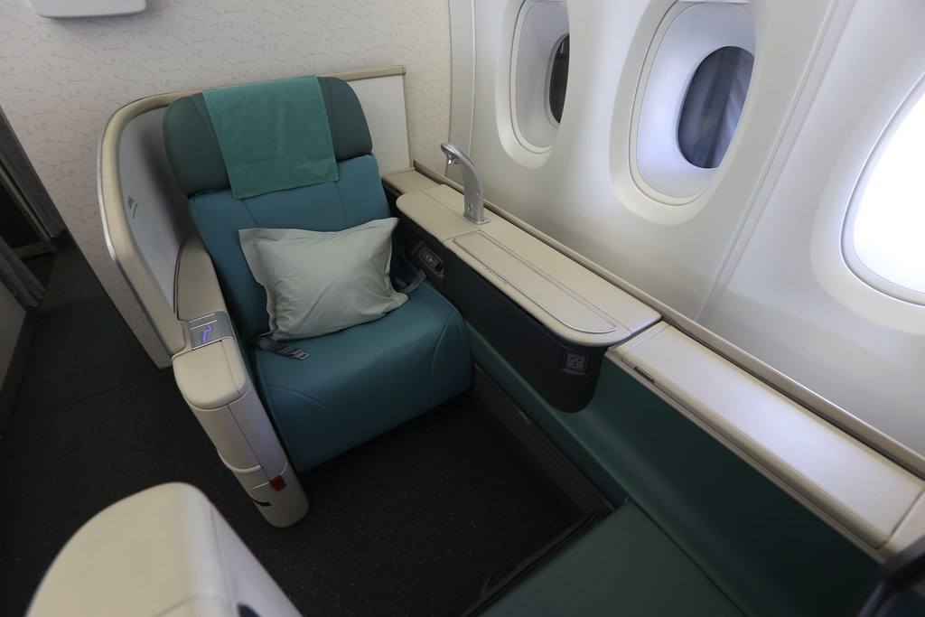 Korean Air A380 First Class 6