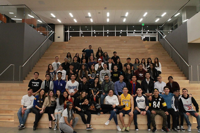 Spring 2018: AS & BAP Social (New Member Social)