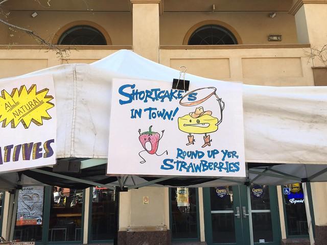 Shortcake's in Town!