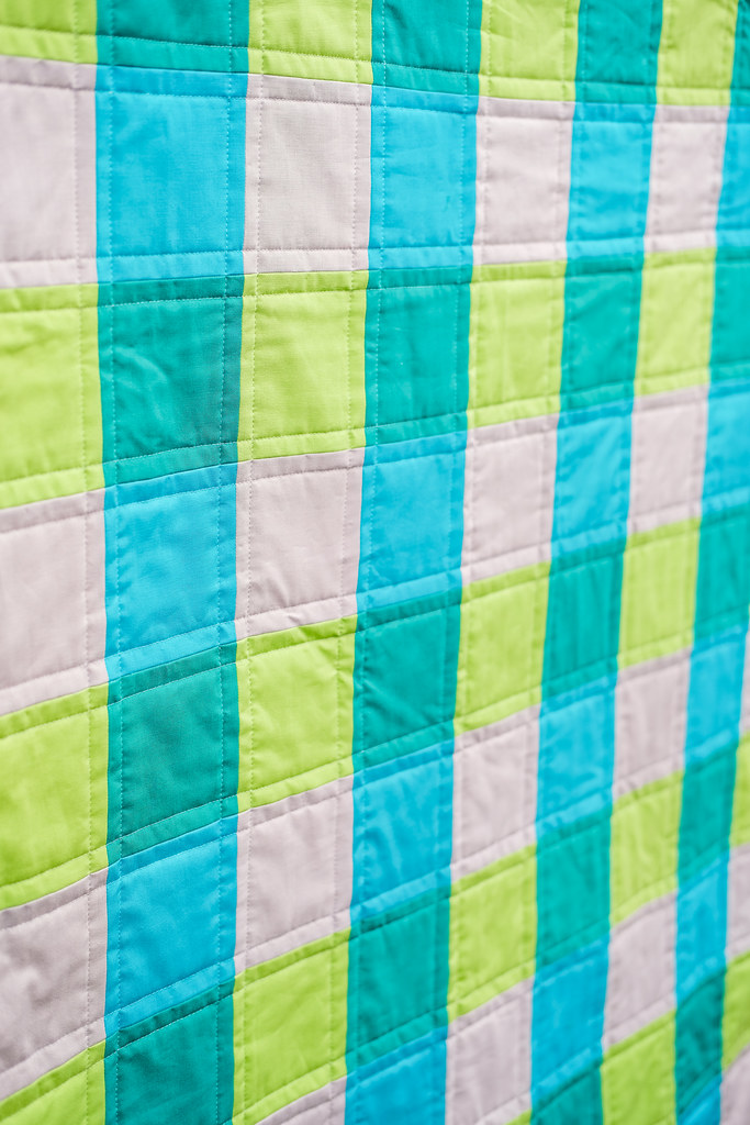 Transparency Baby Quilt