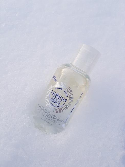 lumene lähde micellar water