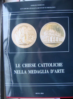 Chiese Cattoliche Medaglia D'Arte book cover