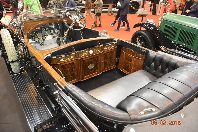1914 Rolls Royce Silver Ghost _o