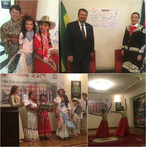 Celebración del Día Internacional de la Lengua Materna
