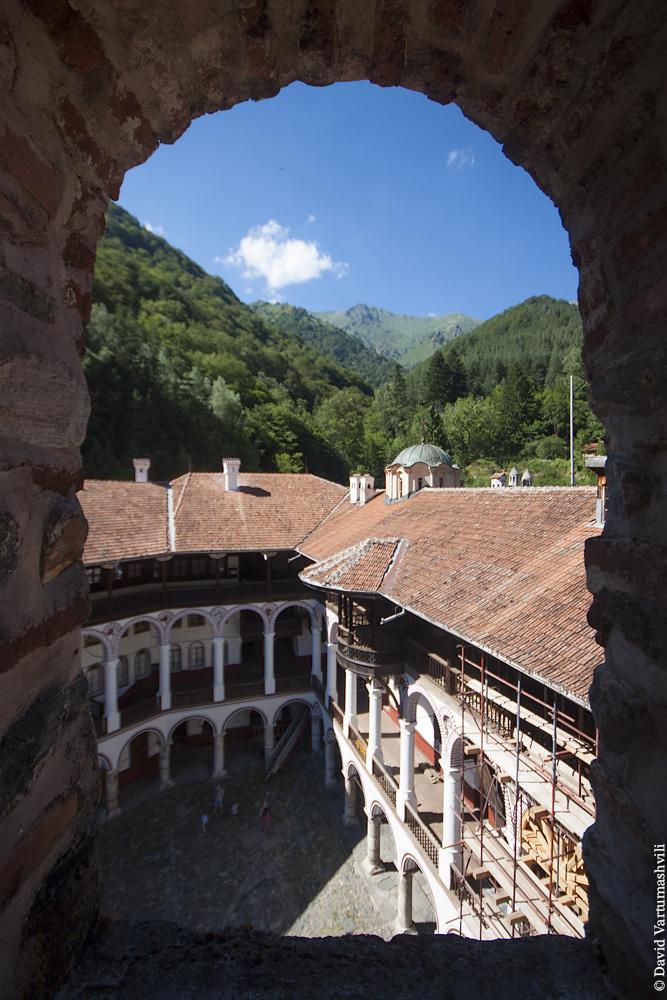 Болгария, Рильский монастырь