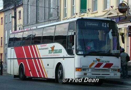 Bus Eireann VC48 (96D51352).