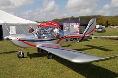 G-CFRT Evektor EV-97 [2008-3224] Popham 020509