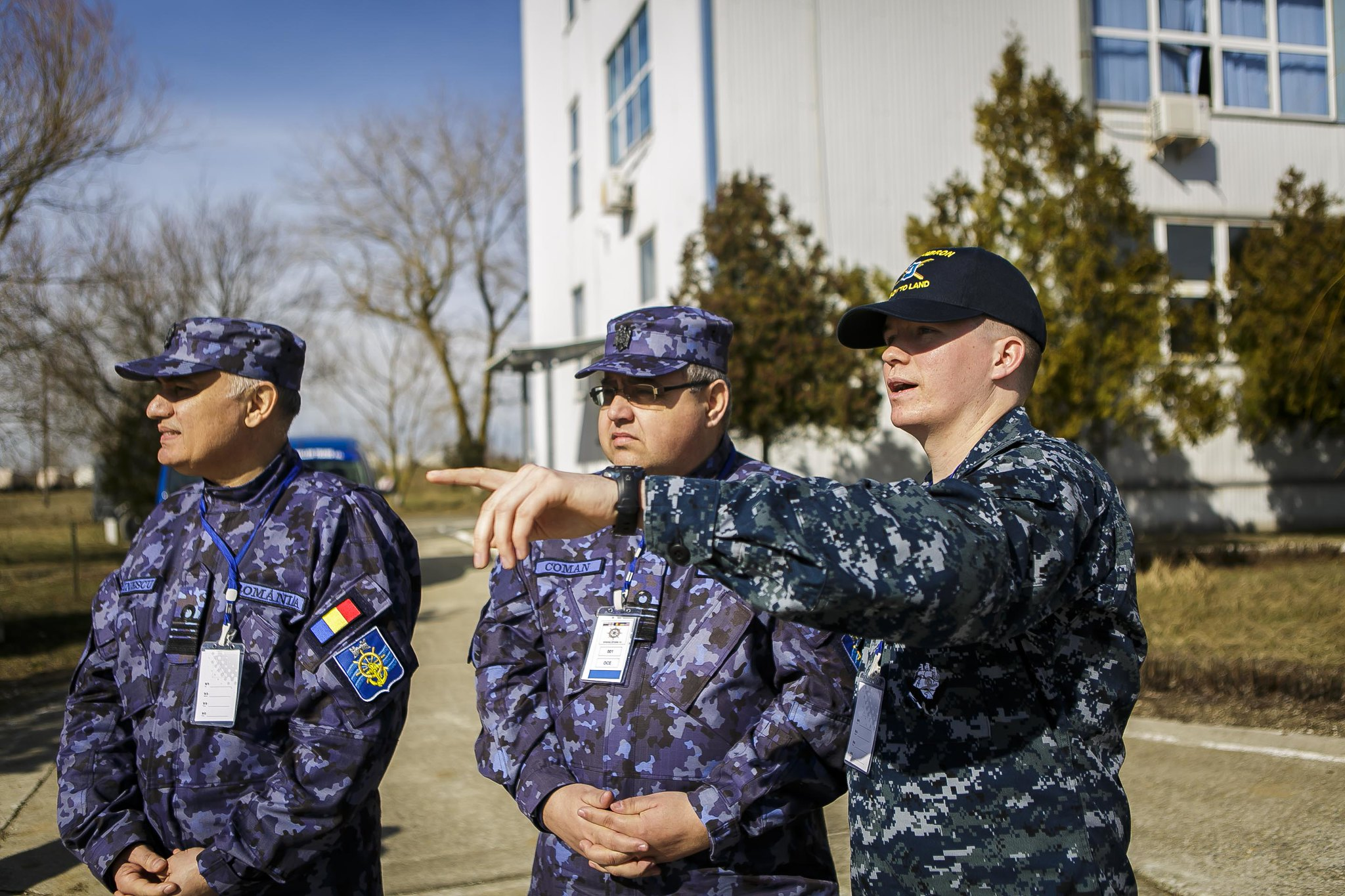 U.S., Romanian Military Forces Come Together for Spring Storm 2018