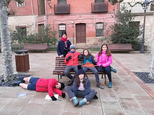 Campamento de Navidad - Astudillo - 2017