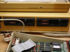 Bristol Hackspace: BBC Micro Disk Drives