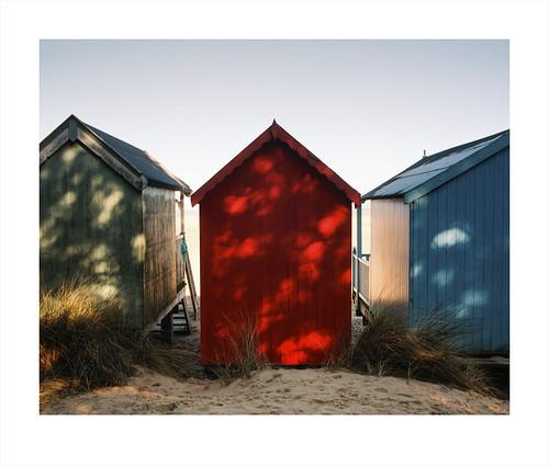 Dappled Light. Wells Next The Sea, Norfolk.