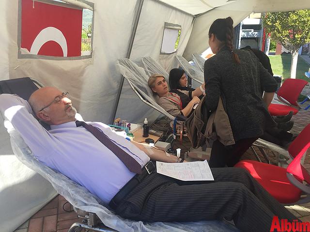Bahçeşehir Koleji Alanya kan bağışı etkinliği -2