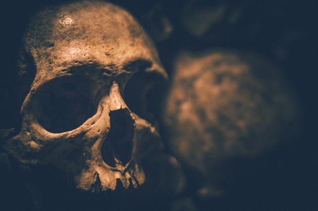 Catacombs; Paris, France