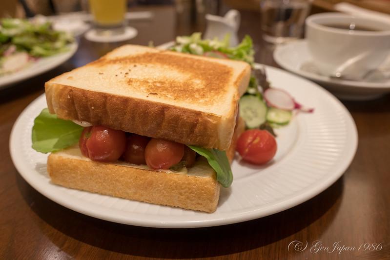 HARBS サンドイッチ