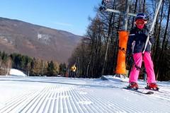 SNOW tour: Klíny – s dětmi na kurt