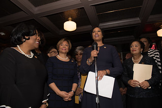 January 24, 2018 African American Mayors Association's Women Mayors Reception