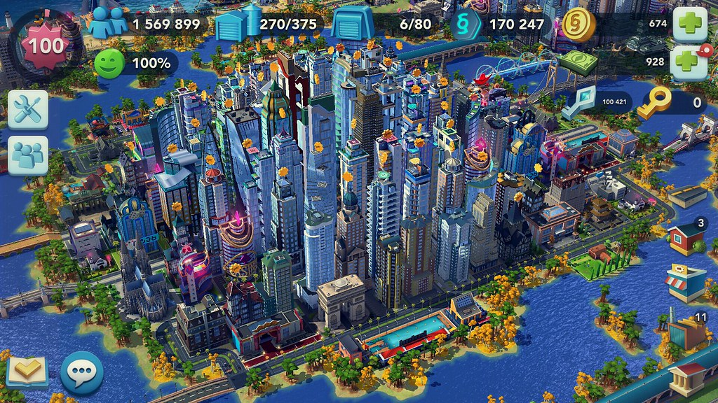Simcity Buildit  telecharger gratuit sans verification humaine