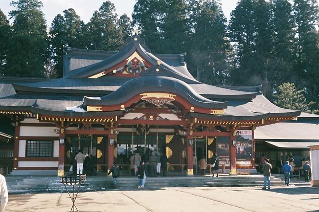 Morioka Hachiman Shrine 盛岡八幡宮
