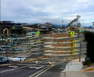 """Five-Level Roundabout"""