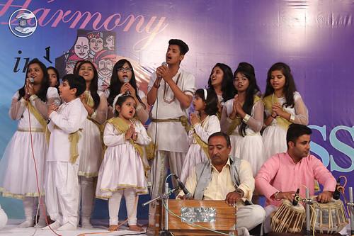 Welcome devotional song by Raju Vasdev and Saathi