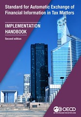 Standard for Automatic Exchange of Financial Account Information in Tax Matters: Implementation Handbook