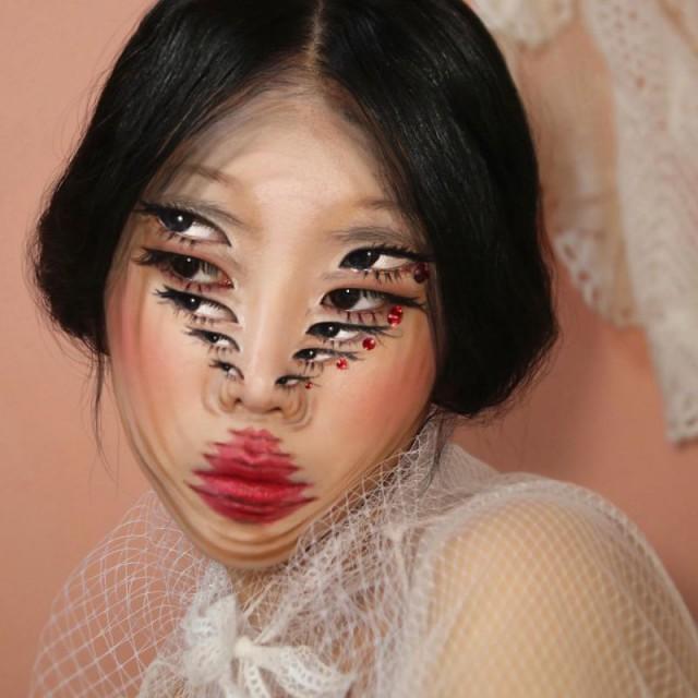 Дайн Юн. Постарайтесь не сломать глаза.