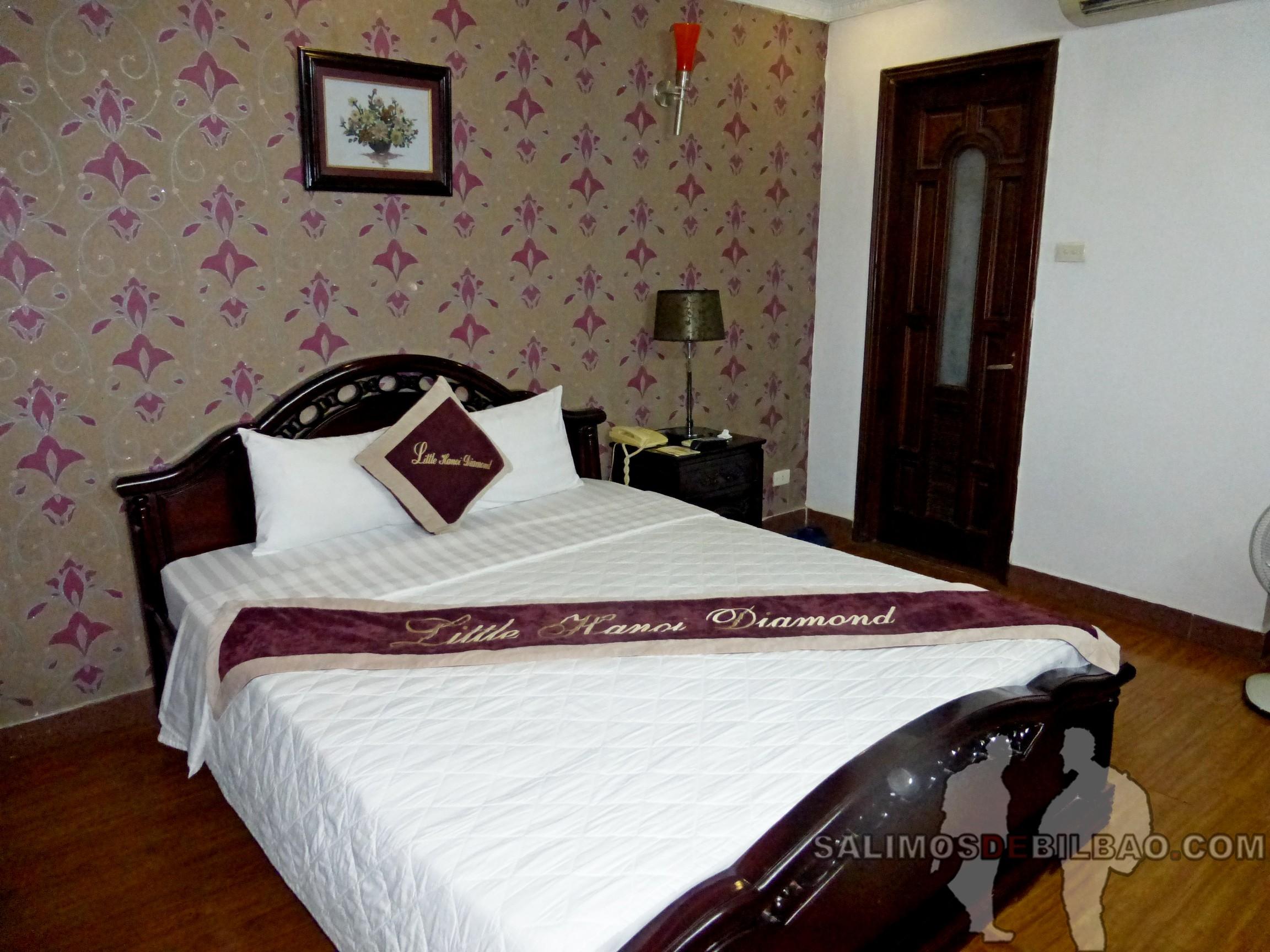 0168. Hotel Little Hanoi Diamond, Hanoi