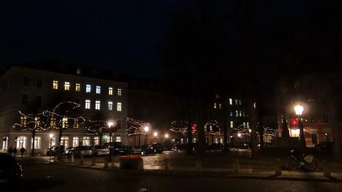 Großstadt ich bin hier verloren in Dresden der Mark mit Kraft und Glut hat den Atem einer andern neuen Zeit 0499