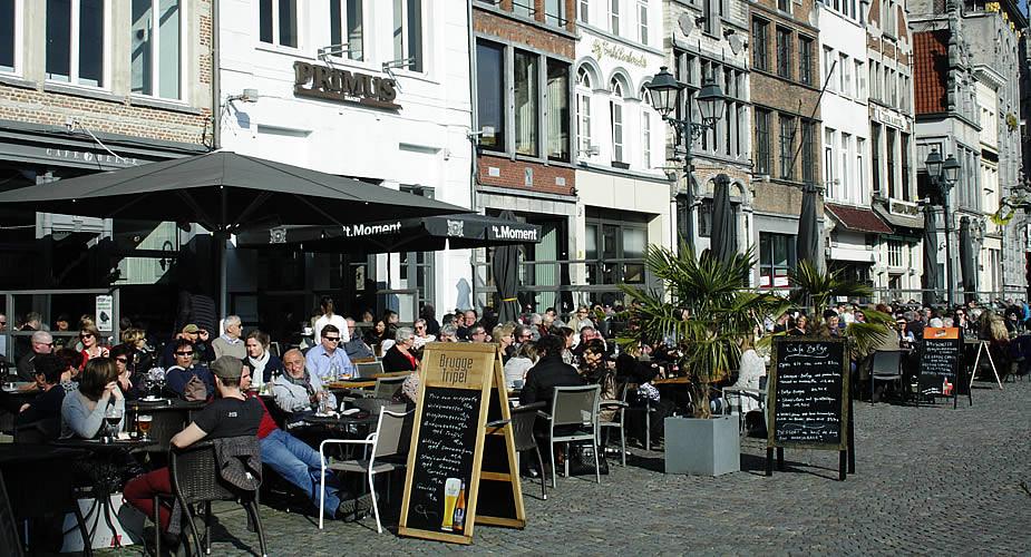 Eten en drinken in Mechelen: de leukste cafés en restaurants in Mechelen | Mooistestedentrips.nl