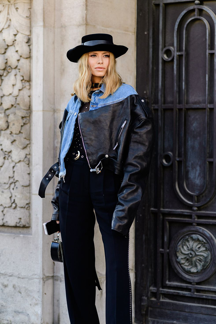 Best Street Style at Paris Fashion Week Fall 2018 trend street style fashion outfit winter7